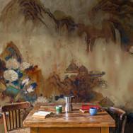 Coordonne Kasgar Mural