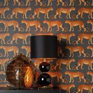 Cole and Son Leopard Walk Wallpaper