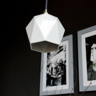 GANTlights K1 Ceramic Pendant light