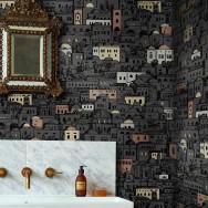 Cole and Son Mediterranea Wallpaper - Fornasetti