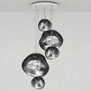 Tom Dixon Melt LED Large Round Pendant System