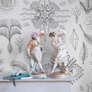 Coordonne Anima Micro-Cosmos Wallpaper