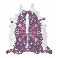 Mineheart Gypsy Cowhide - Purple