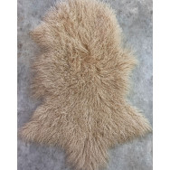 Tibeten Sheepskin-Beige
