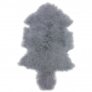 Tibeten Sheepskin-Grey