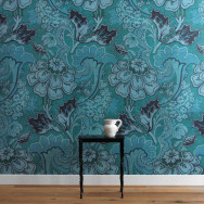 NLXL Lab Big Pattern Paola Wallpaper Mural by Mr. & Mrs. Vintage - 4 drops