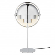Gubi Multi Table Light - Chrome