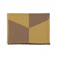 Muuto Sway Throw-Mustard Yellow