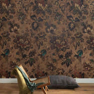 NLXL Lab Big Pattern Bogor Wallpaper Mural by Mr. & Mrs. Vintage - 4 drops