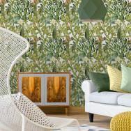 Mind The Gap Opuntia Wallpaper