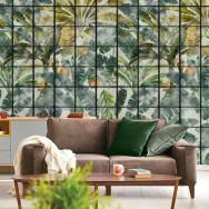 Mind The Gap Orangerie Wallpaper