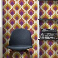 Mind The Gap Ottoman Pattern Wallpaper