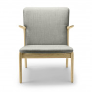 Carl Hansen OW124 Beak Chair - Soaped Oak