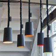 In-es.artdesign Cyrcus Lavagna Pendant Light
