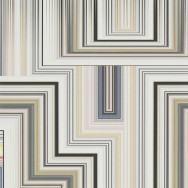 Christian Lacroix Abstract Malachite Wallpaper - Multicolore