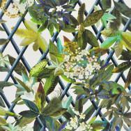 Christian Lacroix Canopy Floral Wallpaper