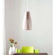 Iumi Ena Wood Pendant Light
