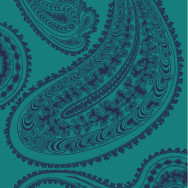 Cole and Son Rajapur Velvet Fabric