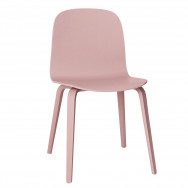 Muuto Visu Chair Wood Base