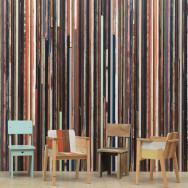 NLXL Scrapwood Wallpaper by Piet Hein Eek PHE-15