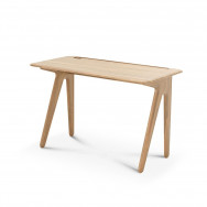Tom Dixon Slab Desk - Natural Oak