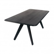 Tom Dixon Slab Dining Table - Black