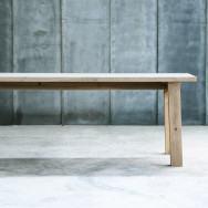 Heerenhuis SPO Solid Oak Dining Table MTM