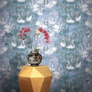 Feathr Swan Lake Wallpaper by HKK