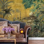 Coordonne Taj Mahal Mural