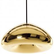 Tom Dixon Void Pendant Light - Brass