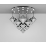 Tom Dixon Top Mega Pendant System