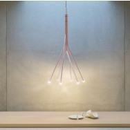 Vertigo Bird Treelight Metal Pendant Lamp