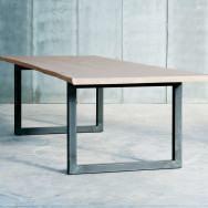Heerenhuis Tube Oak Dining Table MTM