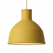 Muuto Unfold Pendant Light-Mustard Yellow