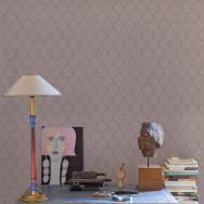 Coordonne Hemingway Fishscale Tile Wallpaper