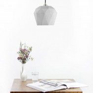 GANTlights T3 Concrete Pendant - Light