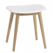 Muuto Fiber Wood Base Stool