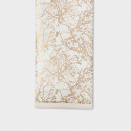 Ferm Living Wilderness Wallpaper - Gold