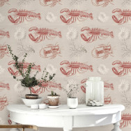 Mind The Gap Lobster Wallpaper