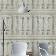 Mind The Gap Colonnade Wallpaper