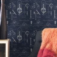 Mind The Gap Patents Wallpaper