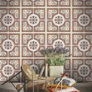 Mind The Gap Byzantine Tile Wallpaper
