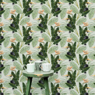 Mind The Gap Birds of Paradise Wallpaper