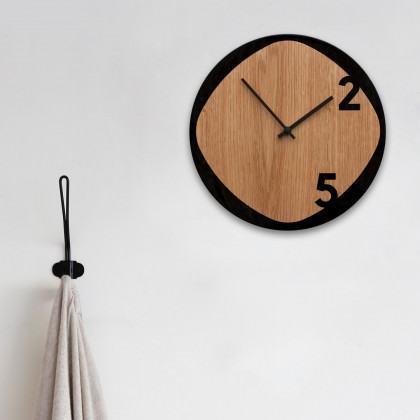 Sabrina Fossi Wooden Clock25