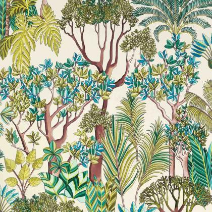 Manuel Canovas Morny Wallpaper