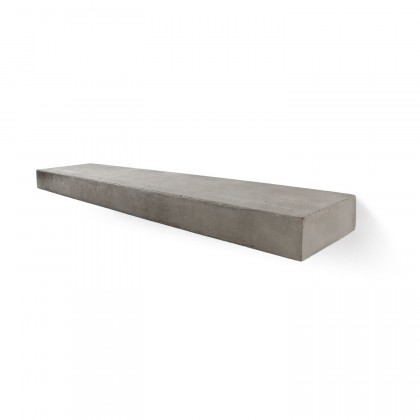 Lyon Beton Small Sliced Concrete Shelf