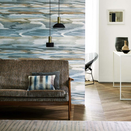 Jane Churchill Cloudscape Wallpaper