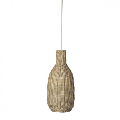 Ferm Living Braided Bottle Lampshade