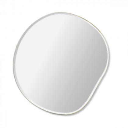 Ferm Living Pond Mirror - Small-Brass