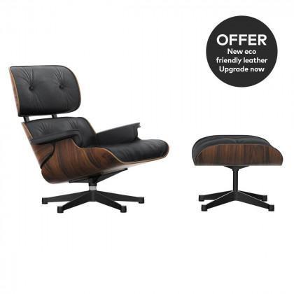 Vitra Eames Lounge Chair - Santos Palisander